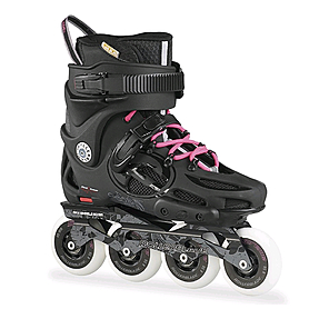 Коньки роликовые Rollerblade Twister 80 W 2015 black/pink