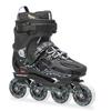 Коньки роликовые Rollerblade Twister 80 W 2014 black/green - фото 1