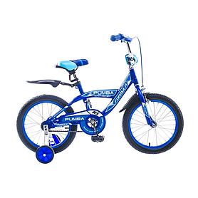 """Велосипед детский Formula Pumba SKD 16"""" 2015 синий рама - 10"""""""