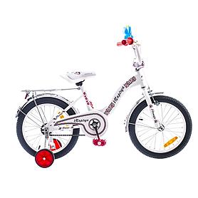 """Велосипед детский Formula Marichka 16"""" 2015 бело-красный рама - 10"""""""