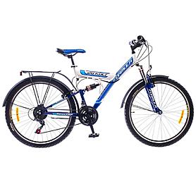 """Велосипед городской Formula Kolt AM2 2015 - 26"""", рама - 18"""", сине-белый (PCT*-FR-26-059-1)"""