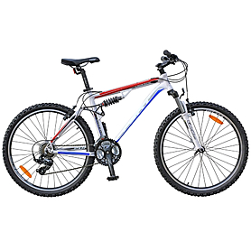 """Велосипед горный Fort Charisma AM2 2013 - 26"""", рама - 20"""", черный (OPT-FT-26-001-1)"""