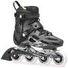 Коньки роликовые Rollerblade Maxxum 84 2014 черно-серые - фото 1
