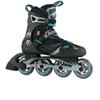 K2 Athena Speed 2014 черно-голубые - фото 1