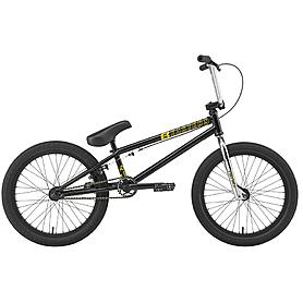 "Велосипед BMX Eastern Vulture 20"" 2014 gloss black"