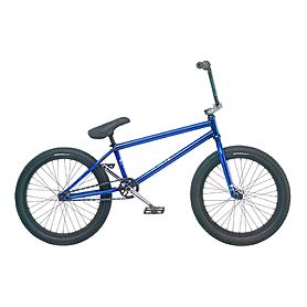"Велосипед BMX WeThePeople Crysis 20"" 2015 translucent blue"