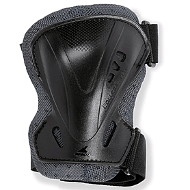 Фото 1 к товару Защита для катания (наколенники) Rollerblade Pro Kneepad черная, размер - M