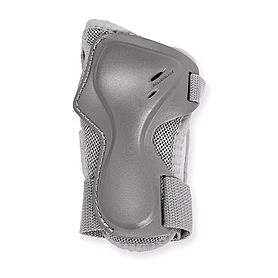 Защита для катания (запястье) Rollerblade Pro N Activa Wristguard серебристая, размер - S