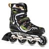 Коньки роликовые Rollerblade Spark 84 2013 черно-зеленые - р. 45 - фото 1