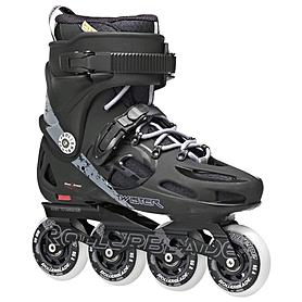 Фото 1 к товару Коньки роликовые Rollerblade Twister 80 2014 черные