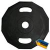Диск олимпийский 25 кг Newt с хватами - 51 мм - фото 1