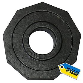 Диск олимпийский 5 кг Newt с хватами - 51 мм