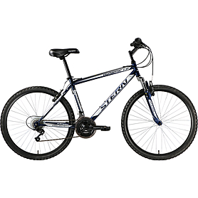 """Велосипед горный Stern Dynamic 1.0 2015 - 26"""", рама - 16"""", сине-белый (15DYN1R316)"""