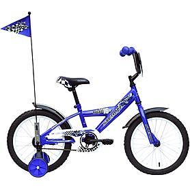 """Велосипед детский Stern Rocket 2015 - 16"""", синий (15ROCK16)"""