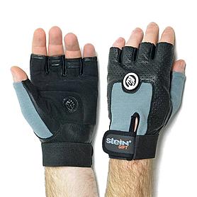 Перчатки спортивные Stein Gift GPT-2263 черно-серые - L