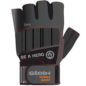 Фото 2 к товару Перчатки спортивные Stein Ronny GPW-2066 черные