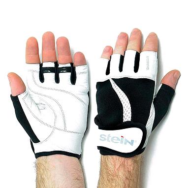Перчатки спортивные Stein Shadow GPT-2116 белые