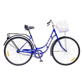 Фото 1 к товару Велосипед городской женский Дорожник Ретро Velosteel 28