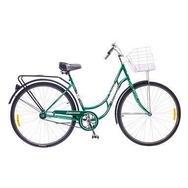 Велосипед городской женский Дорожник Ретро 14G Velosteel 28