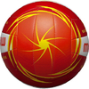 Мяч волейбольный пляжный Molten V5B1500-RO - фото 2