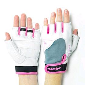 Перчатки спортивные Stein Cory GLL-2304 белые - L