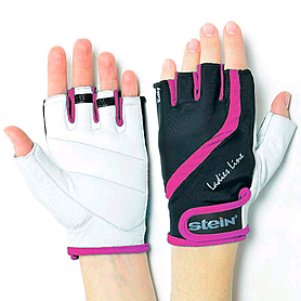 Перчатки спортивные Stein Betty GLL-2311pink розовые