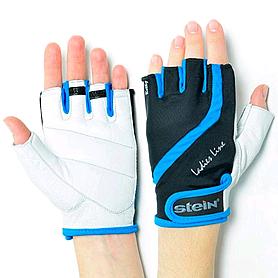 Перчатки спортивные Stein Betty GLL-2311blue синие, размер M