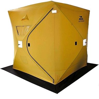 Палатка трехместная Tramp Ice fisher 180