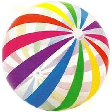 Мяч надувной Intex 59065 (107 см)