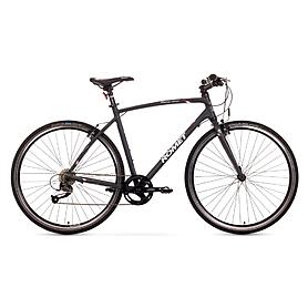 """Велосипед шоссейный Romet Mistral Urban 28"""" графитовый, рама - 21"""""""
