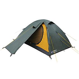 Палатка трехместная Terra Incognita Platou 3 тёмно-зеленая