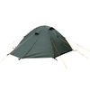 Палатка трехместная Terra Incognita Platou 3 тёмно-зеленая - фото 2