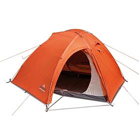Палатка двухместная Pinguin Vega Extreme оранжевая