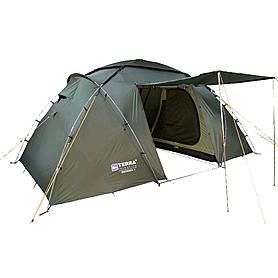 Палатка четырехместная Terra Incognita Empressa 4 хаки