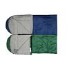 Мешок спальный (спальник) Terra Incognita Asleep 300 JR правый зеленый - фото 2