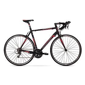 """Велосипед шоссейный Romet Huragan 1.0 28"""" черно-красный, рама - 54 см"""