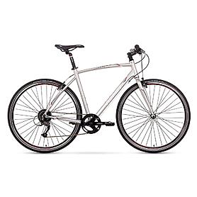 """Велосипед шоссейный Romet Mistral Urban 28"""" серебряный, рама - 19"""""""