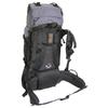 Рюкзак туристический Tramp Light 60 серый с черным - фото 2