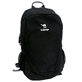 Рюкзак городской Tramp City-22 черный