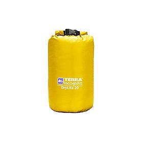 Фото 1 к товару Компрессионный мешок Terra Incognita DryLite 20 желтый
