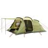 Палатка шестиместная Pinguin Interval 6 зеленая - фото 1