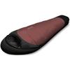 Мешок спальный (спальник) Hannah Sherpa raven/molten lava 195 правый - фото 1