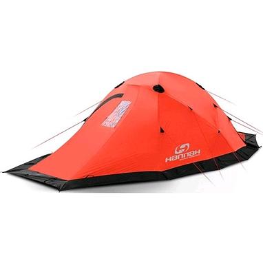Палатка трехместная Hannah Exped mandarin red