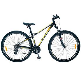 """Велосипед горный Leon TN 85 29"""" 2014 черно-желтый, рама - 16"""""""