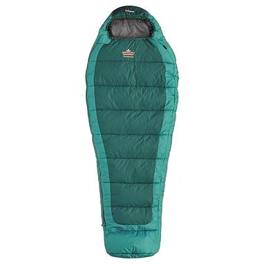 Мешок спальный (спальник) трёхсезонный Pinguin Trekking R PNG 2115 правый бирюзовый