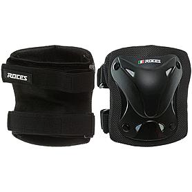 Защита для катания (наколенники) Roces Knee pad черные, размер М