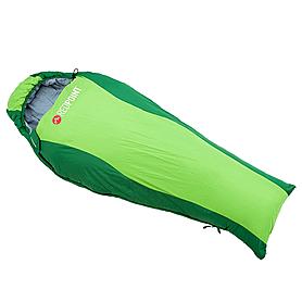 Фото 2 к товару Мешок спальный (спальник) детский Red Point Bran зеленый
