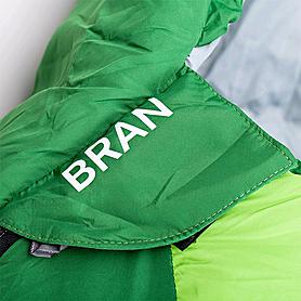 Фото 4 к товару Мешок спальный (спальник) детский Red Point Bran зеленый