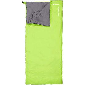 Фото 1 к товару Мешок спальный (спальник) Nordway Oregon зеленый правый N2221L