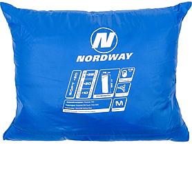 Фото 2 к товару Мешок спальный (спальник) Nordway Soft синий